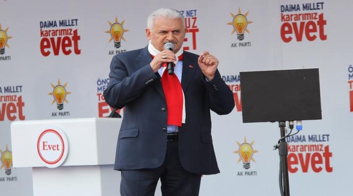 Başbakandan Kılıçdaroğluna: Bu Pensilvanya Ağzı