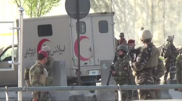 Afganistanda Cumhurbaşkanlığı Sarayına Saldırı: 5 Ölü