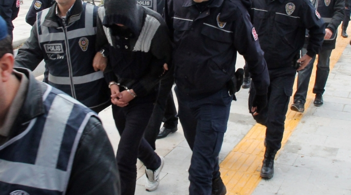 9 Daeş Üyesi Gözaltına Alındı