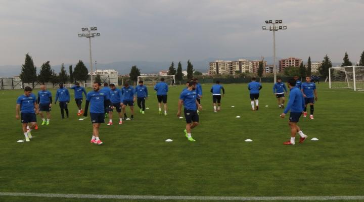 Akhisar Belediyesporda Bursaspor Mesaisi Başladı