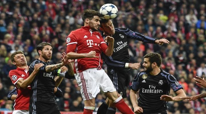 Ronaldo Tarih Yazdı: Real Madrid Kazandı