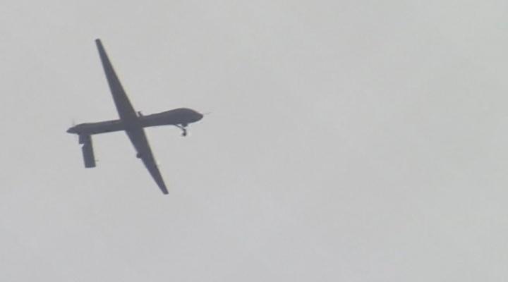 Rusyadan Suriyeye İnsansız Hava Aracı