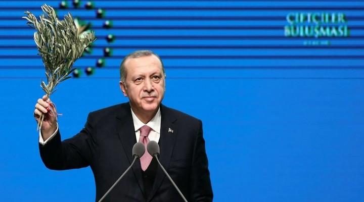 Son dakika: Erdoğan'dan çiftçilere mazot müjdesi