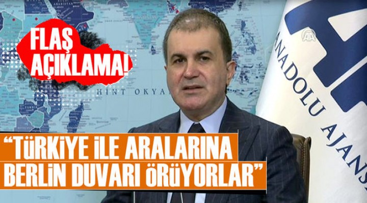 AB Bakanı Ömer Çelik,