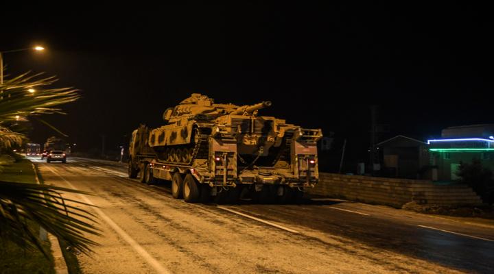 Son dakika: Afrin'e Zeytin Dalı operasyonundan dakika dakika gelişmeler