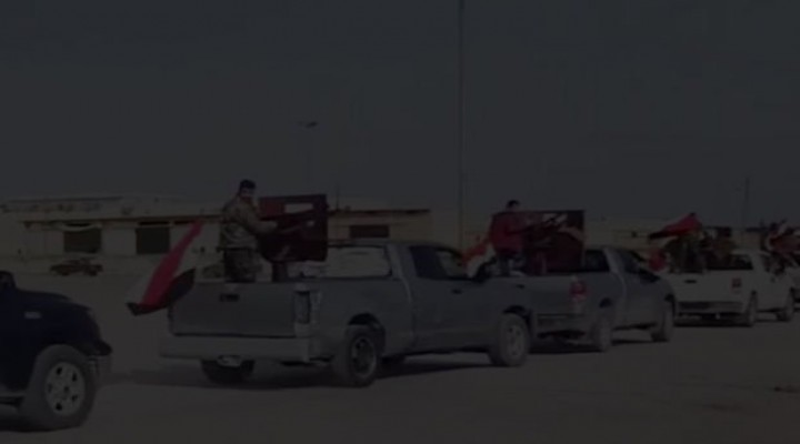 'Esad rejimine bağlı güçler Afrin'e girdi' iddiası
