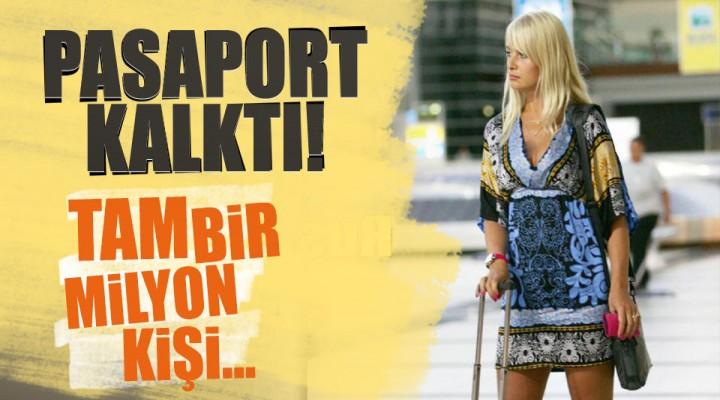 Artık Ukrayna'lı Turistler Pasaportsuz Gelebilecekler Tamamen Kalktı!