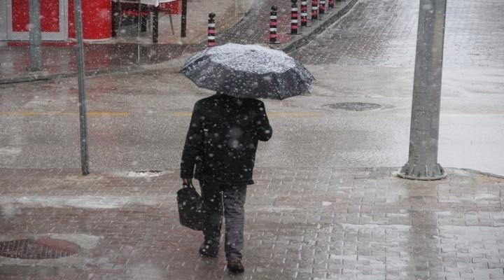 Meteoroloji uyardı! Son dakika sağanak yağış ve hava durumu uyarısı!