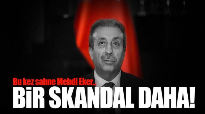 AB Skandallar Zinciri Mehdi Eker'in İsveç Stockholm'de Yapacağı Toplantı İptal Edildi!