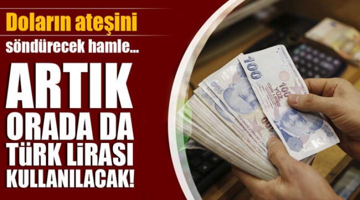 Ekonomi Bakanı Zeybekci: Serbest Bölgelerde TL Zorunlu Olacak!
