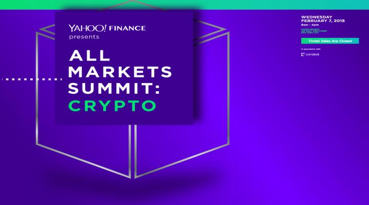 7 Şubat'ta Yahoo Finans'ın Kripto Para Toplantısı Başlıyor.