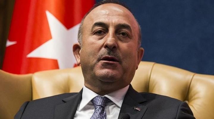 Dışişleri Bakanı Mevlüt Çavuşoğlu'ndan Halkbank Açıklaması