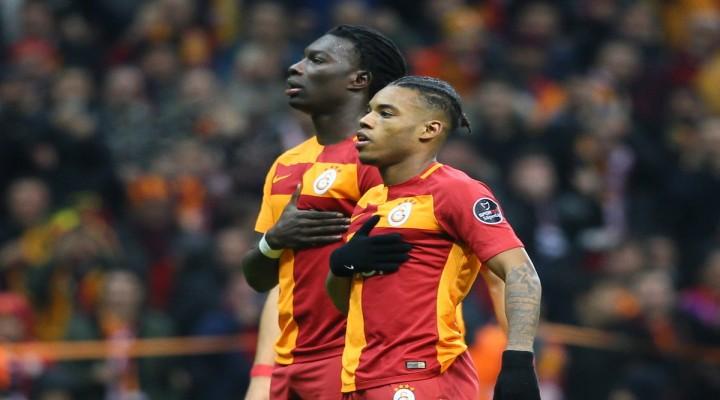 Galatasaray, Bursaspor'a 5 attı
