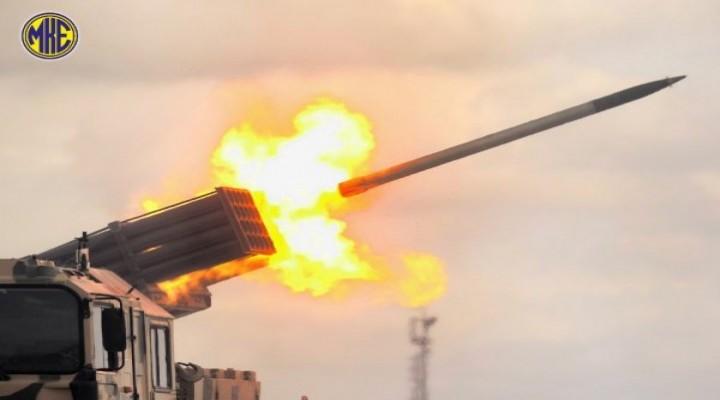 ÇNRA mühimmatı Afrin'de kullanılacak