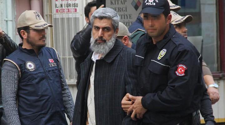 Alparslan Kuytul için tutuklama istendi