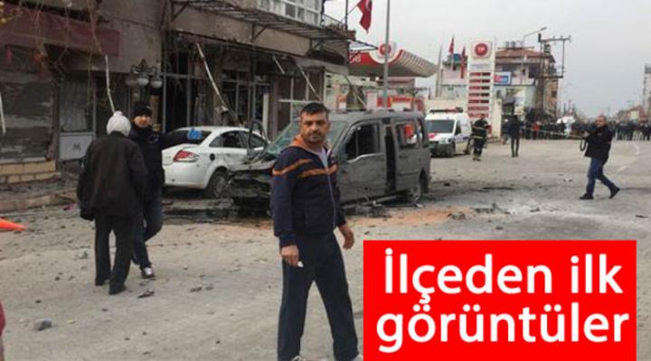 Reyhanlı'ya roketli saldırı 1 Ölü 32 Yaralı