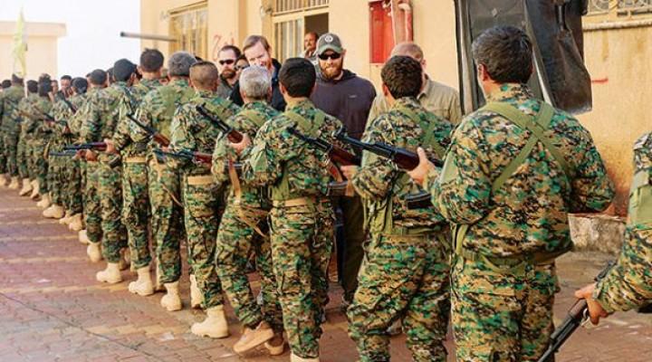 ABD, Suriye'de 'PKK'lı generale' desteğini sürdürecek