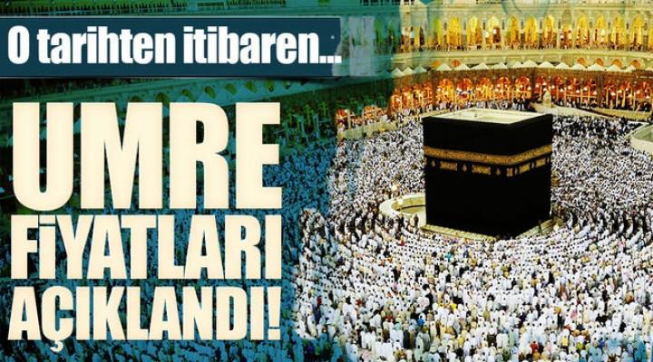 Ramazan Umre'si 14 Mart'da Başlıyor İşte Diyanet'in Umre Fiyatları!