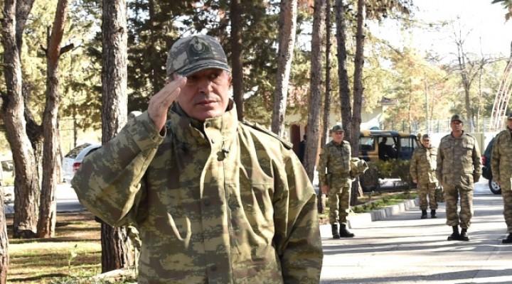 Orgeneral Akar Ve Kuvvet Komutanları Diyarbakırda