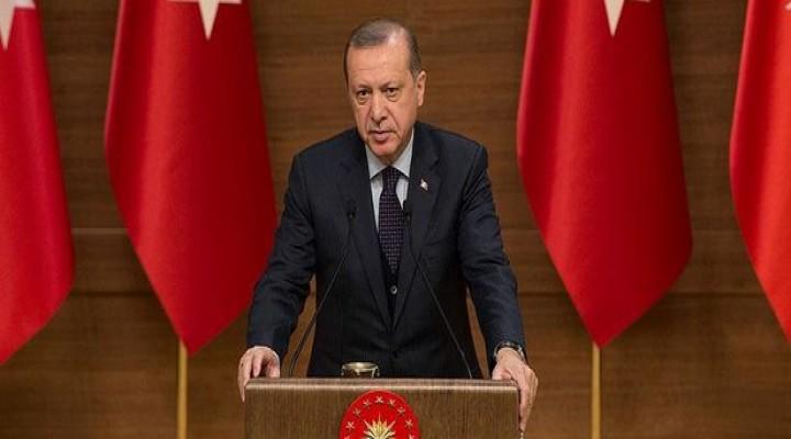 """Cumhurbaşkanı Erdoğandan Meclis Denetimine """"Trump"""" Örneği"""
