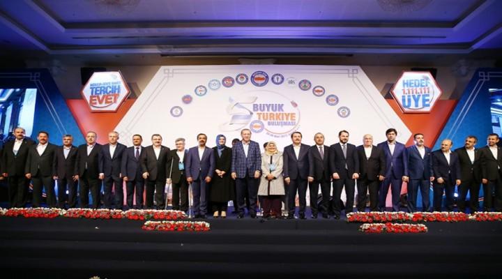 """Cumhurbaşkanı Recep Tayyip Erdoğan """"16 Nisan Önemli Bir Kavşak"""""""