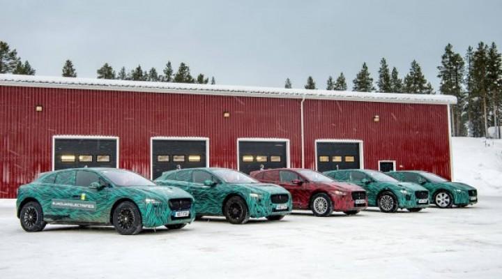 Jaguar, Tesla'nın tahtına göz dikti