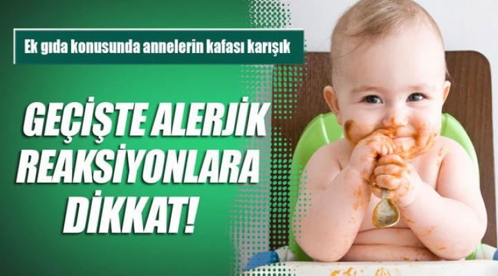 Bebeklerin En Gıda Takviyesine Geçerken Dikkat Edilmesi Gerekenler!