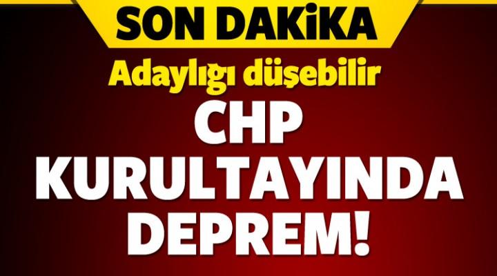 CHP'de imza skandalı! Adaylığı iptal olabilir
