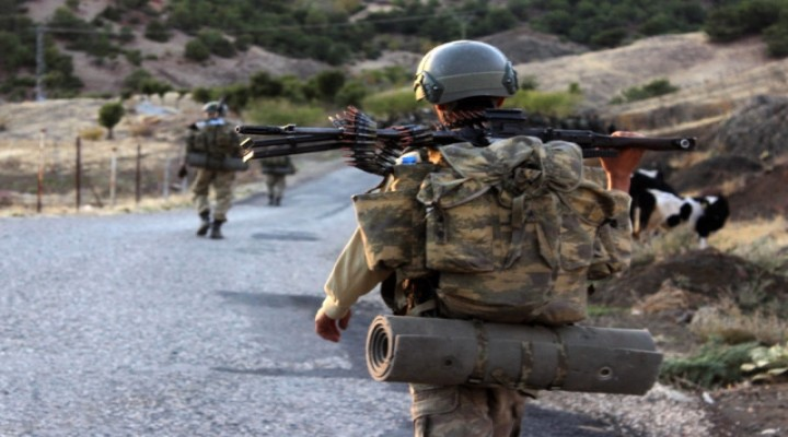 Licede Çatışma: 2 Şehit, 7 Terörist Öldürüldü