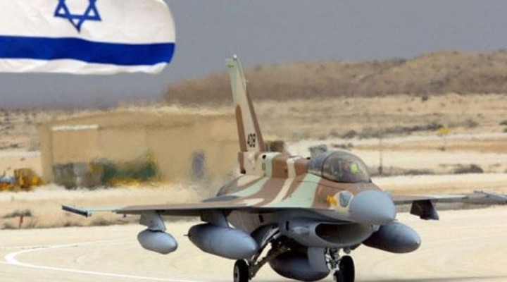 İsrail bunu da yaptı! 'Sahibinden' ikinci el F-16 savaş uçağı