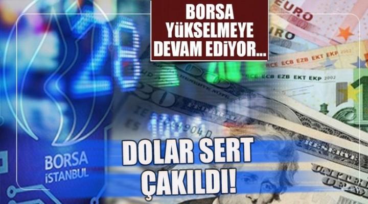 Son dakika: Borsa İstanbul rekor kırdı