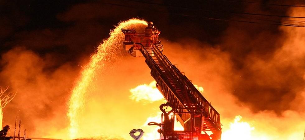 Son Dakika… Çanakkale sebze halinde büyük yangın!