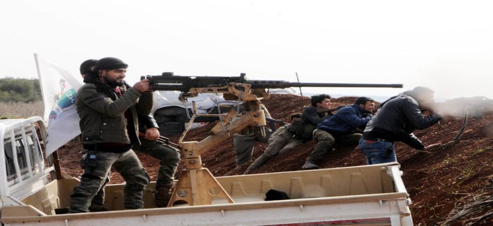 Son dakika: Azez- Afrin sınırında YPG ile ÖSO arasında çatışma