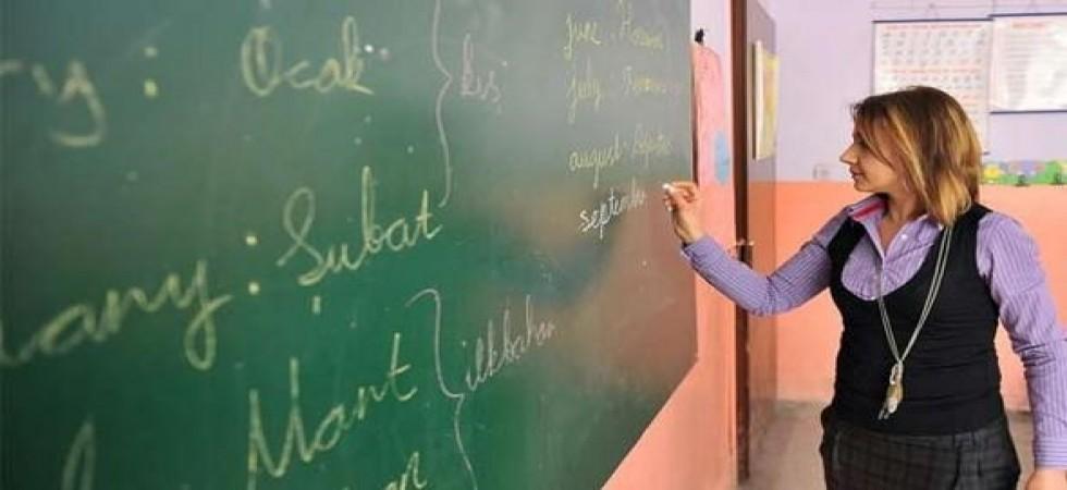 MEB sözleşmeli öğretmen atama takvimini açıkladı... Ön başvurular 2 Mart'ta