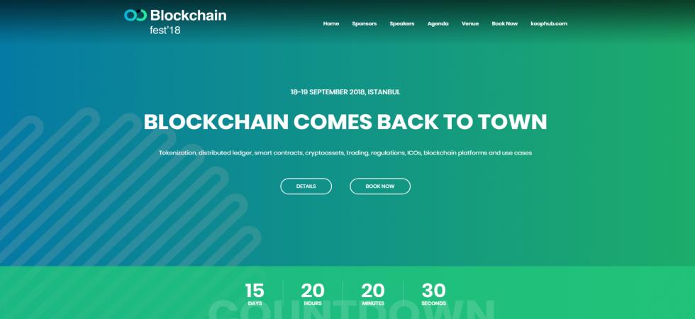 Blockchain Fest'18 de Xtremcoin Summit Sponsoru