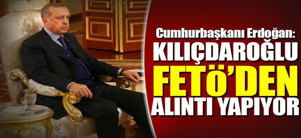 Cumhurbaşkanı Recep Tayyip Erdoğan Kanal 7'ye Çok Önemli Açıklamalarda Bulundu.