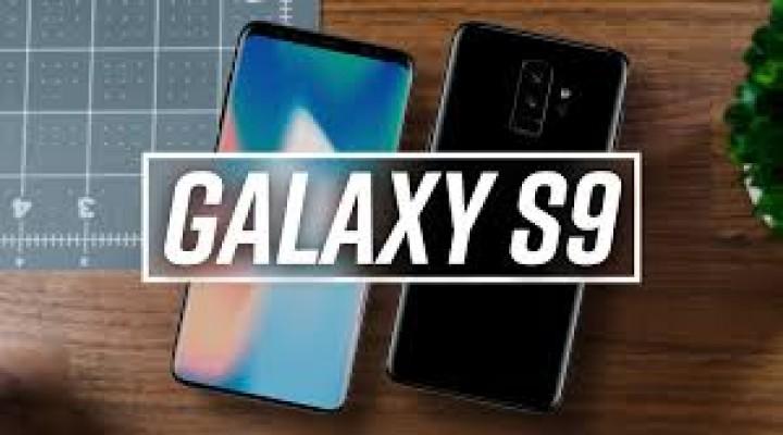 Samsung Galaxy S9 ve S9+'ın Donanım Özellikleri