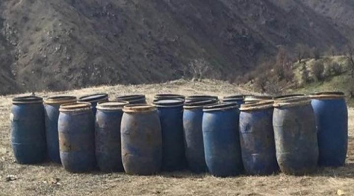 Bingöl'de PKK'nın gelir kaynağına operasyon