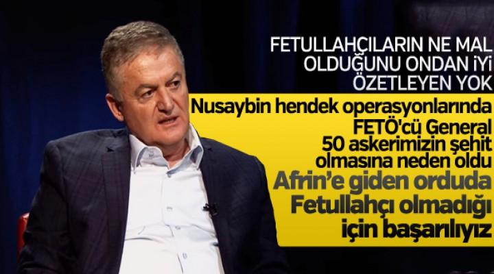 Zeki Üçok: FETÖ'cü General 50 şehide sebep oldu