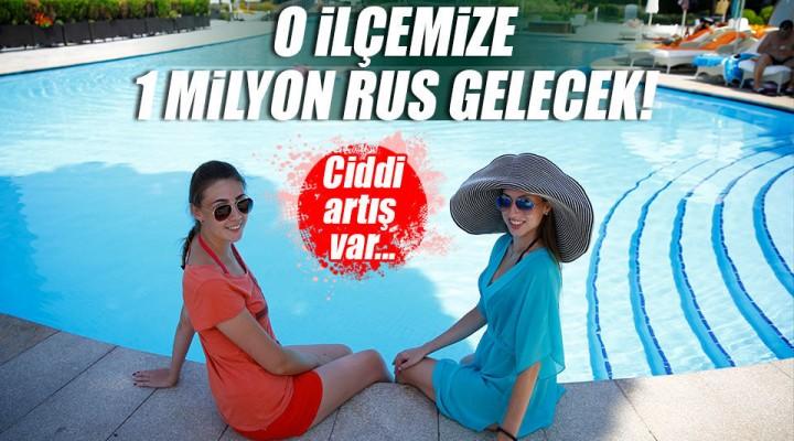 Marmaris ve Alanya'ya 2 Milyon Rus Turist Gelmesi Bekleniyor!