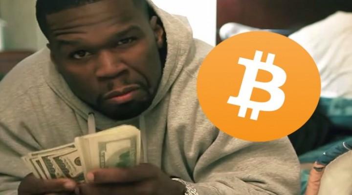 50 Cent yanlışlıkla Bitcoin milyoneri oldu