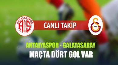 Spor Toto Süper Lig'in 23. Hafta Galatasaray Antalyaspor Canlı