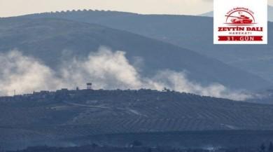 Afrin Harekatı'nda 31. gün!