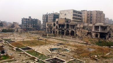 Suriyede Savaş 7. Yılına Girdi