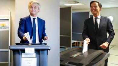 Rutte Ve Wilders Oy Kullandı