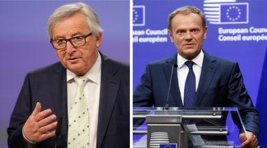 Juncker Ve Tusk Şaşırtmadı