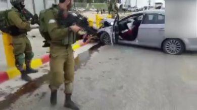 İsrail Askerleri, Filistinli Genç Kıza Ateş Açtı
