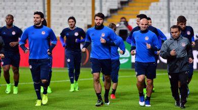 Olympiakos, Beşiktaş Maçına Hazır