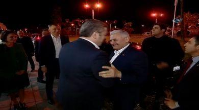 Başbakan Yıldırım Gürcistanda