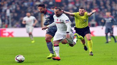 Beşiktaş 2. Kez Çeyrek Finalde